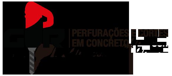 Logo GPR Perfurações em Concreto